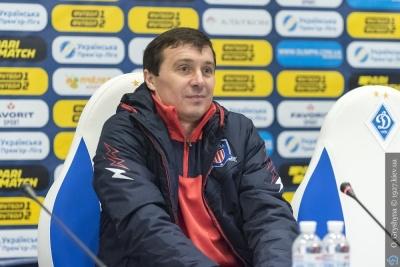 Наставник «Арсенала-Киев»: «Может, и на этот раз в игре с «Динамо» звезды сойдутся»