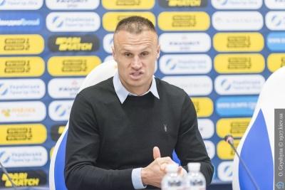 Послематчевая пресс-конференция Вячеслава Шевчука
