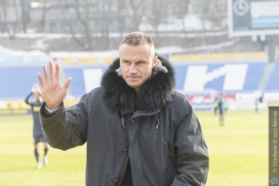 Гельзін пояснив, чому Шевчук покинув «Олімпік»