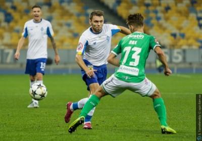 Олександр Караваєв: «Навіть гравець «Карпат» сказав, що м'яч потрапив у руку»