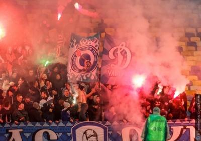 На матчі «Динамо» - «Шахтар» очікується до 35 тисяч уболівальників