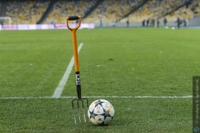 УЕФА сделало заявление по поводу качества газона на НСК «Олимпийский»