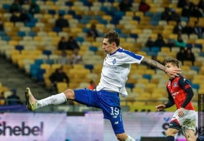 Владислав Ващук: «Гармаш не силен в игровой дисциплине – его отправили в атаку»
