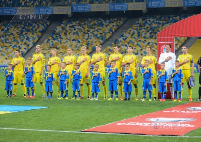 УЄФА розведе Україну і Росію при жеребкуванні Ліги націй