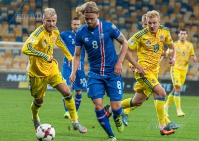 Ісландія - Україна: прогноз Максима Калініченка