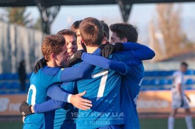 «Динамо» U19 вийшло з відпустки та розпочало підготовку до матчу Юнацької Ліги УЄФА