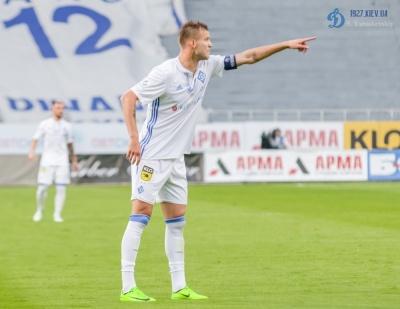 Андрій Ярмоленко: «Сьогодні на полі була дійсно команда»