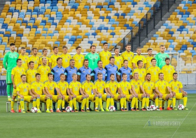 Букмекери оцінили шанси України вийти з групи на ЧС-2018