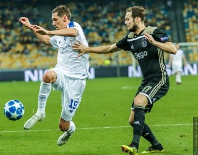 Денис Гармаш — про гру із «Аяксом»