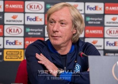 Олексій Михайличенко: «Можливо, ми будемо ділити «Олімпійський», а, можливо, проводити наші матчі на «Динамо»