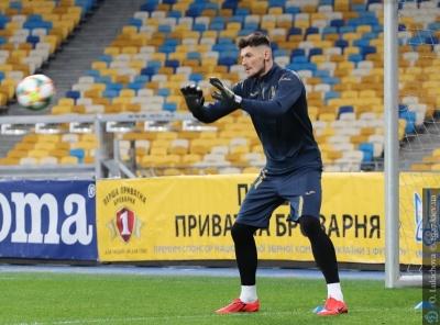Шевченко викликав до збірної України замість Бойка голкіпера «Олександрії»