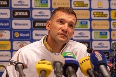 Шевченко викликав на збір національної команди 11 легіонерів: Ярмоленко у списку