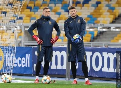 «Леганес» не відпустив Луніна на збори збірної України U-20 напередодні ЧС-2019