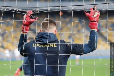 Как Украина в евроотборах играла