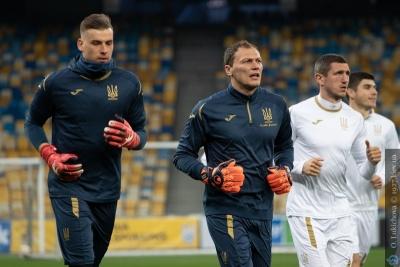 Тренер вратарей сборной Украины рассказал про проблему Пятова