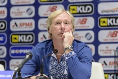 Букмекери оцінили шанси відставки Михайличенка в «Динамо»