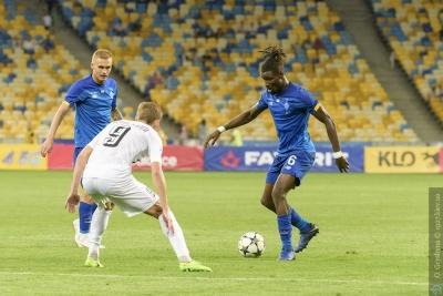 Мохаммед Кадири восстановился после травмы и приступил к тренировкам с «Динамо»