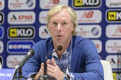 Передматчева прес-конференція Олексія Михайличенка