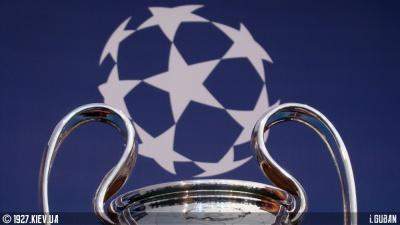 Представлений м'яч плей-офф і фіналу Ліги чемпіонів-2019/20
