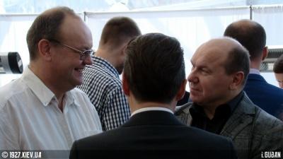 Франков: «УАФ було б логічно опублікувати статті, за якими списали 1 млн євро на навчання суддів по ВАР»