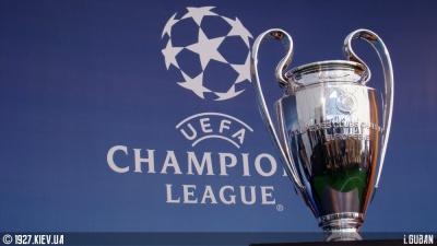 Президент підписав Указ про підготовку та проведення в Україні фінальних матчів Ліги чемпіонів 2018 року з футболу