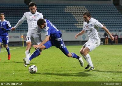 Гегам Кадимян: «Ми зробили правильні висновки після гри з «Динамо» і рухаємося далі»