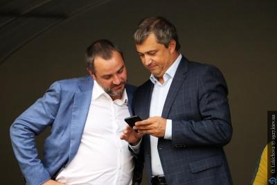 «Офшорне чтиво». Павелко, Емірати та корупція в українському футболі