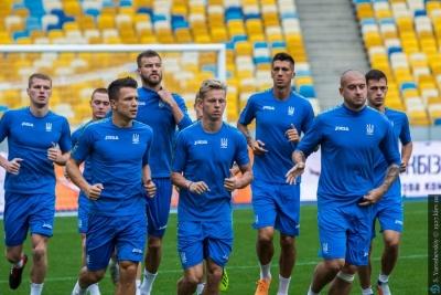 Збірна України вирішила не проводити тренування на «Металісті» за день до матчу з Чехією