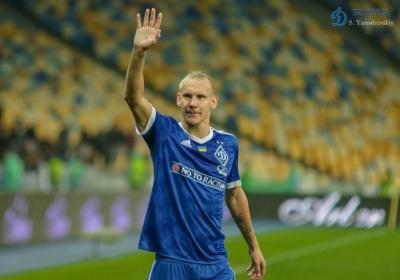 Віда залишається в «Динамо» до кінця року
