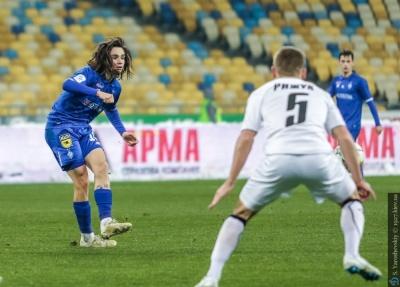 Шапаренко став третім за показником InStat Index за підсумками 17-го туру Прем'єр-ліги