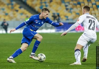 Кендзьора розповів, з ким із екс-гравців «Динамо» радився перед переходом у столичний клуб