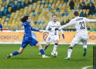 Сборная недели из украинских игроков