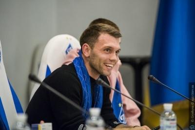 Караваєв розповів про конкуренцію в «Динамо»