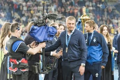 Чому Хацкевич має продовжити роботу з «Динамо»