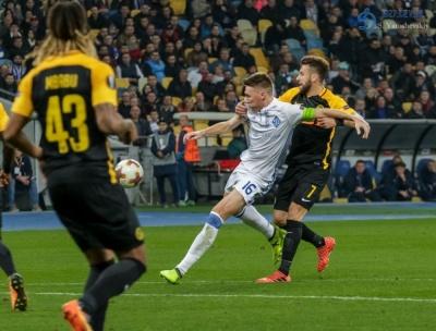 Як на «Динамо» може вплинути відсутність Сергія Сидорчука