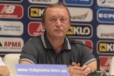 Володимир Шаран: «До цього був Ярмоленко, який нам весь час забивав, а тепер Циганков»