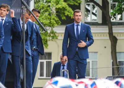 Українська збірна може провести матч з аргентинцями