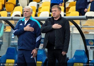В'ячеслав Грозний: «Аруна дотримався свого слова»