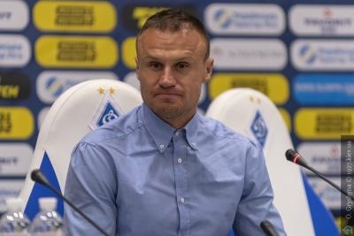В'ячеслав Шевчук: «Дуже шкода, що склалася така ситуація з Бєсєдіним»