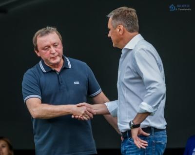 Шаран: «Не очікував, що «Олександрія» буде конкурувати з «Динамо»