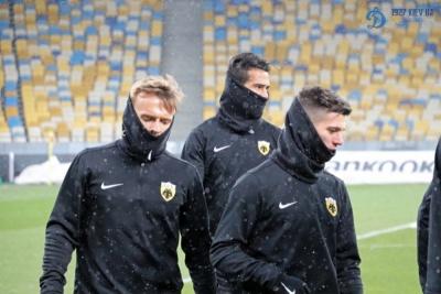 Грецький журналіст: «Погана погода вплине на АЕК, прогнозую перемогу «Динамо»