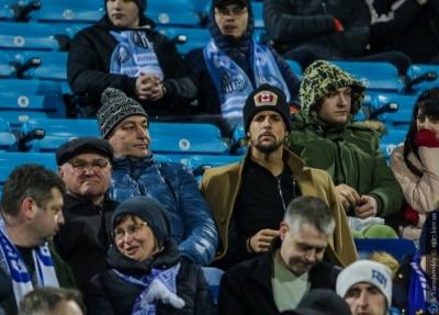 Фран Соль відзначив гол Циганкова в ворота «Олімпіка»
