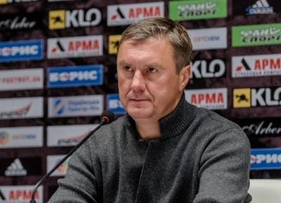 Олександр Хацкевич: «Другий гол повністю на совісті Хачеріді»