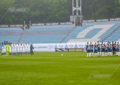 «Олімпік» –  «Динамо». Все про матч