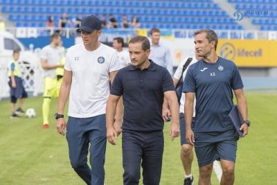 «Олімпік» перед матчем із «Динамо» звільнив тренера