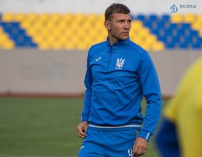 Шевченко прокоментував виклик у збірну України травмованого Ярмоленка