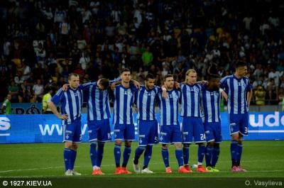 Заявка «Динамо» на сезон 2015/2016