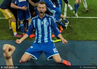 Букмекер оцінив імовірність повернення Ярмоленка в київське «Динамо»