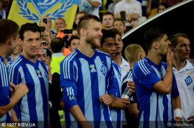 «Український футбол»: п'ятеро динамівців - у символічній збірній сезону