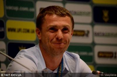 Сергій Ребров: «Моя філософія полягає в тому, щоб футболісти не дозволяли собі навіть думки, що місце в складі за ними заброньовано»